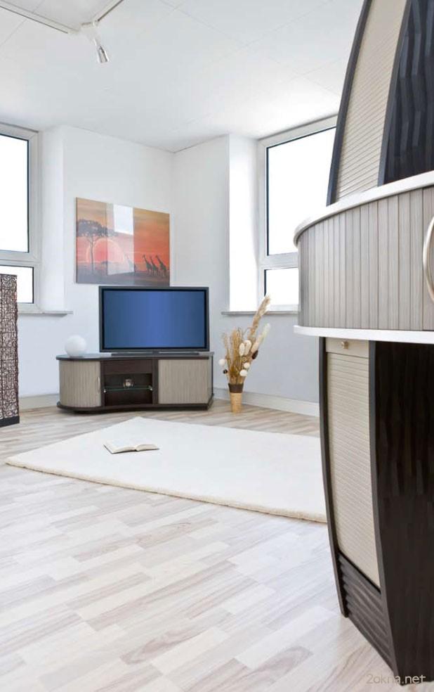 Фото - вертикальные мебельные ролеты