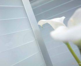 Мебельные роллеты Rehau RAUVOLET VETRO-LINE