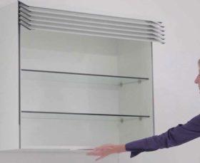 Мебельные роллеты Rehau CLIMBER