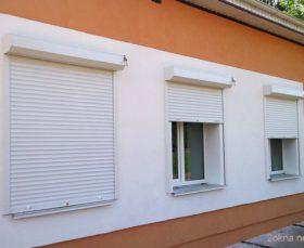 Тканевые ролеты на пластиковые окна