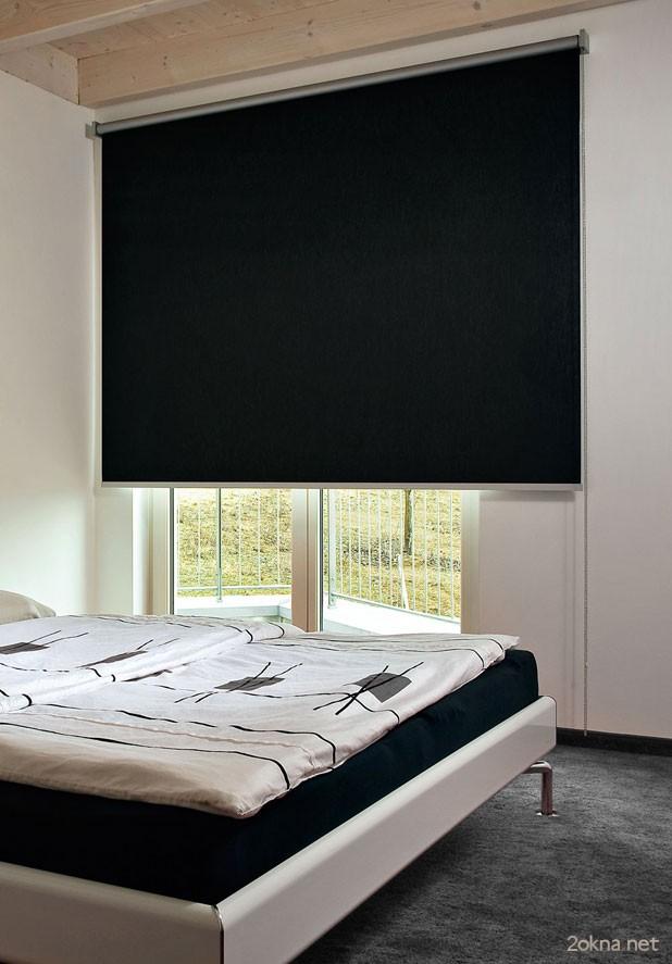 Ролл-шторы из светонепроницаемой ткани