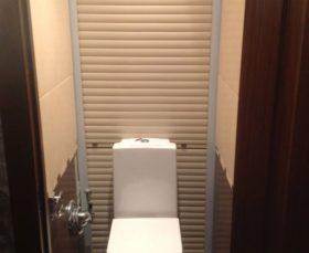 Фото - рольставни для туалета