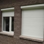 Наружные рольставни на окна