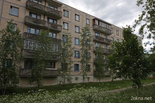 Стандартный размер пластиковых окон в Хрущевке