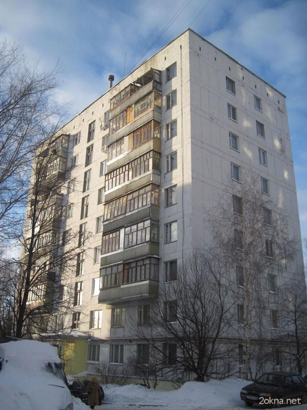 Стандартный размер пластиковых окон в Брежневке