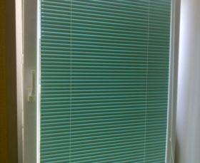 Жалюзи Изолайт (Isolite) зеленого цвета