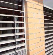 Наружные жалюзи на окна