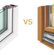 Пластиковые окна или деревянные что лучше