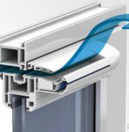 Приточный клапан для пластиковых окон