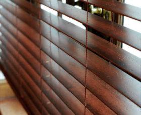 Жалюзи из бамбука - фото