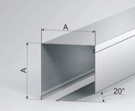 Защитный короб 20°